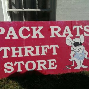 Pack Rats Thrift Store